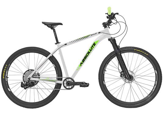 Bicicleta Absolute Prime 12v. Aro 29