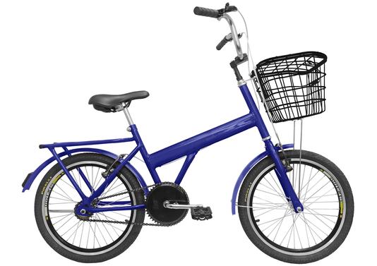 Bicicleta Amazonas Amazoneta Aro 20 - 1602