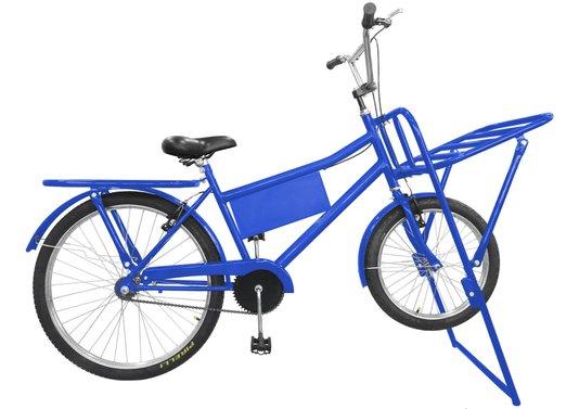 Bicicleta Amazonas Carga Dupla Aros 20/26