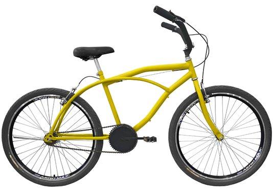 Bicicleta Amazonas Praiana Masculina Aro 26 Aero - 1140