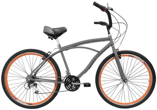 Bicicleta Amazonas Praiana Masculina 21v. Index Aro 29 - 1768