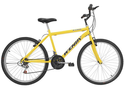 Bicicleta Amazonas Wendy MTB Masculina 18v. Aro 26 -1192