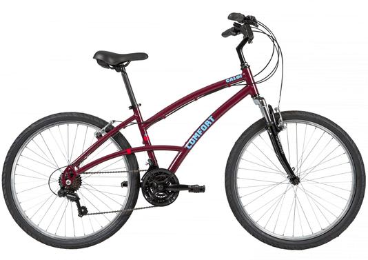 Bicicleta Caloi 400 Feminina 21v. Aro 26