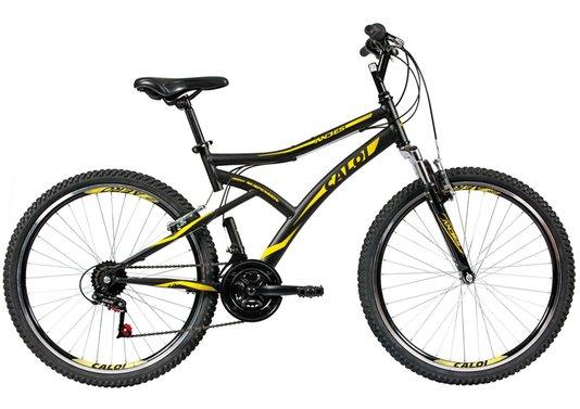 Bicicleta Caloi Andes 21v. Aro 26