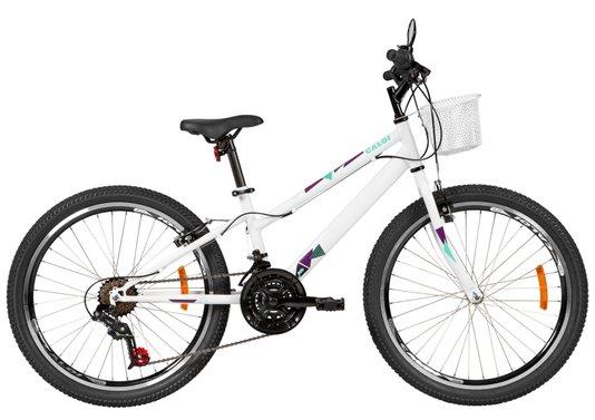 Bicicleta Caloi Ceci 21v. Aro 24