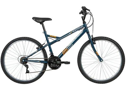 Bicicleta Caloi Montana 21v.  Aro 26