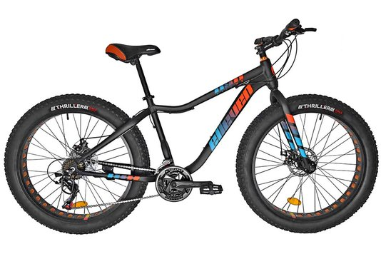 Bicicleta Elleven Fat Aliens Bike 21v. Aro 26