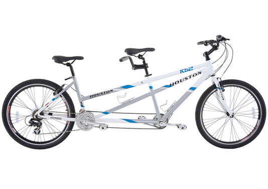 Bicicleta Houston KB2 Dupla 7v. Aro 26