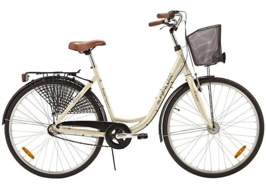 Bicicleta Kayoba City Elegance Retrô 3v. Aro 700