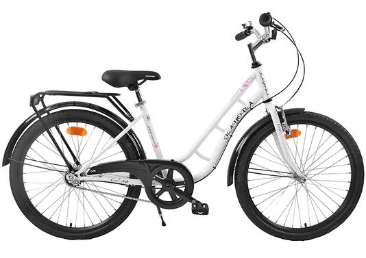 Bicicleta Kayoba City Swan Aro 24
