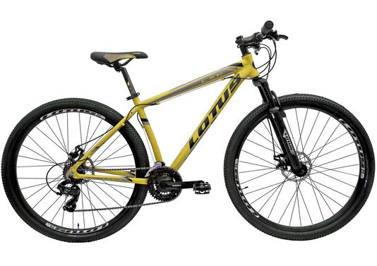 Bicicleta Lotus CXR 21v. Aro 29