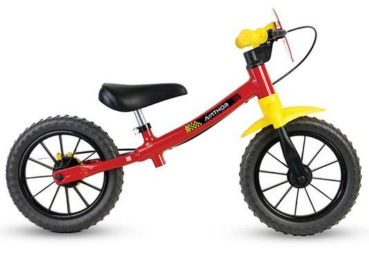 Bicicleta Nathor Balance Bike Fast