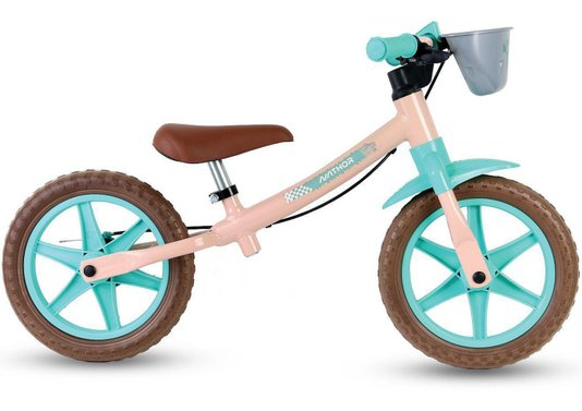 Bicicleta Nathor Balance Love Aro 12