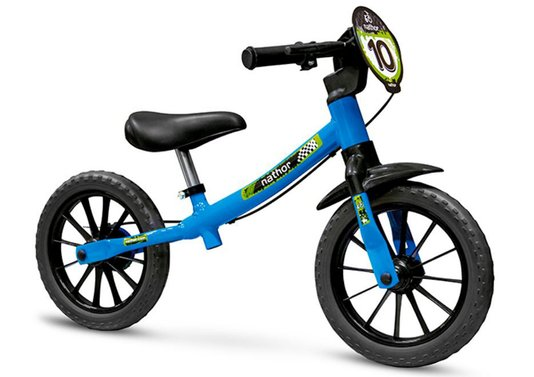Bicicleta Nathor Balance Masculina Aro 12