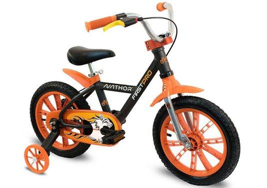 Bicicleta Nathor FirstPro Masculina Aro 14