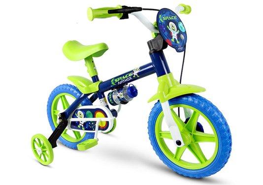 Bicicleta Nathor Space Aro 12