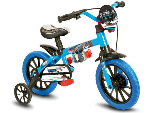 Bicicleta Nathor Veloz Aro 12