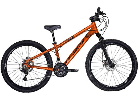 Bicicleta South Freeride 21v. Aro 26