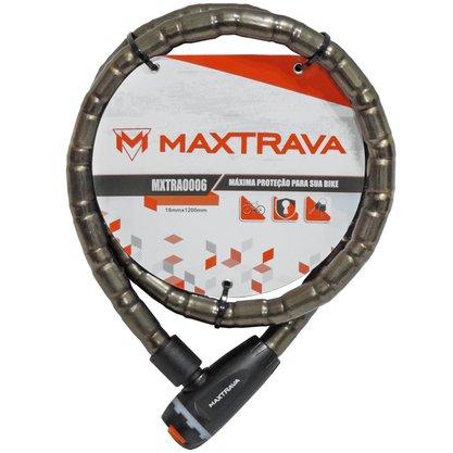 Cadeado Maxtrava 0006 1,20m x 18mm