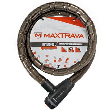Cadeado Maxtrava 0007 1,20m x 22mm