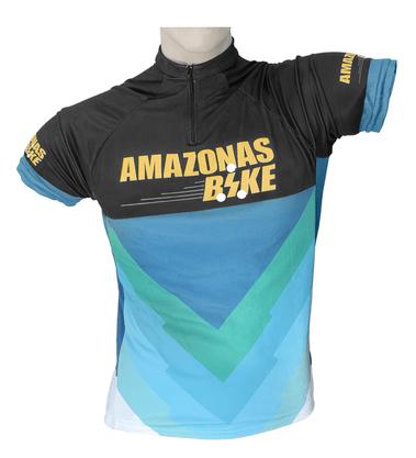 Camisa de Ciclismo Amazonas Bike 2021