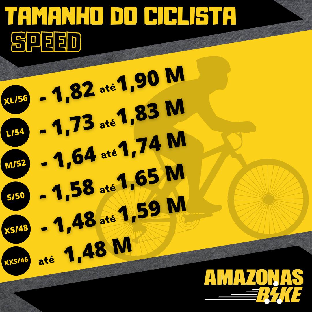 Bicicleta Trinx Tempo 3.0 16v. Aro 700