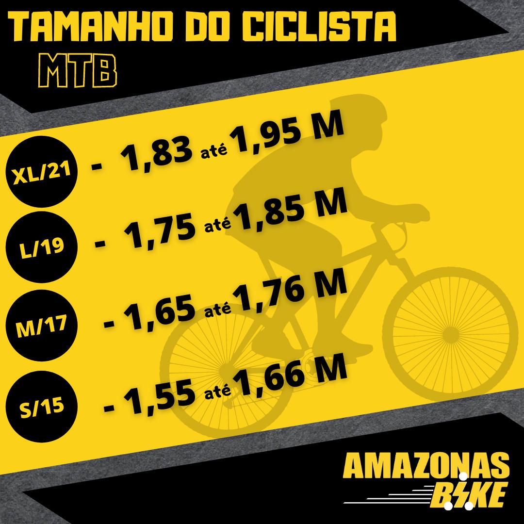 Bicicleta Oggi Big Wheel 7.1 Alívio/Deore 18v. Aro 29 - 2021
