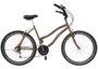 Bicicleta Amazonas Praiana Feminina 18v. Aro 26 Aero - 1369