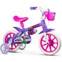 Bicicleta Nathor Violet Aro 12